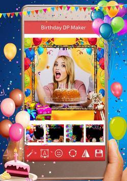 Happy Birthday Dp for Insta/FB screenshot 3