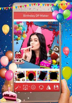 Happy Birthday Dp for Insta/FB screenshot 4