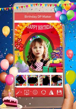 Happy Birthday Dp for Insta/FB screenshot 5