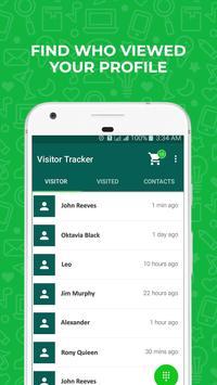 Visitors Tracker - Who Viewed My Profile screenshot 1
