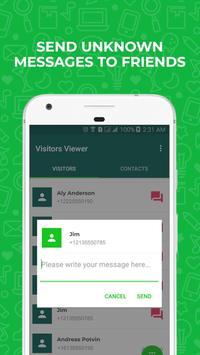 Visitors Tracker - Who Viewed My Profile screenshot 2