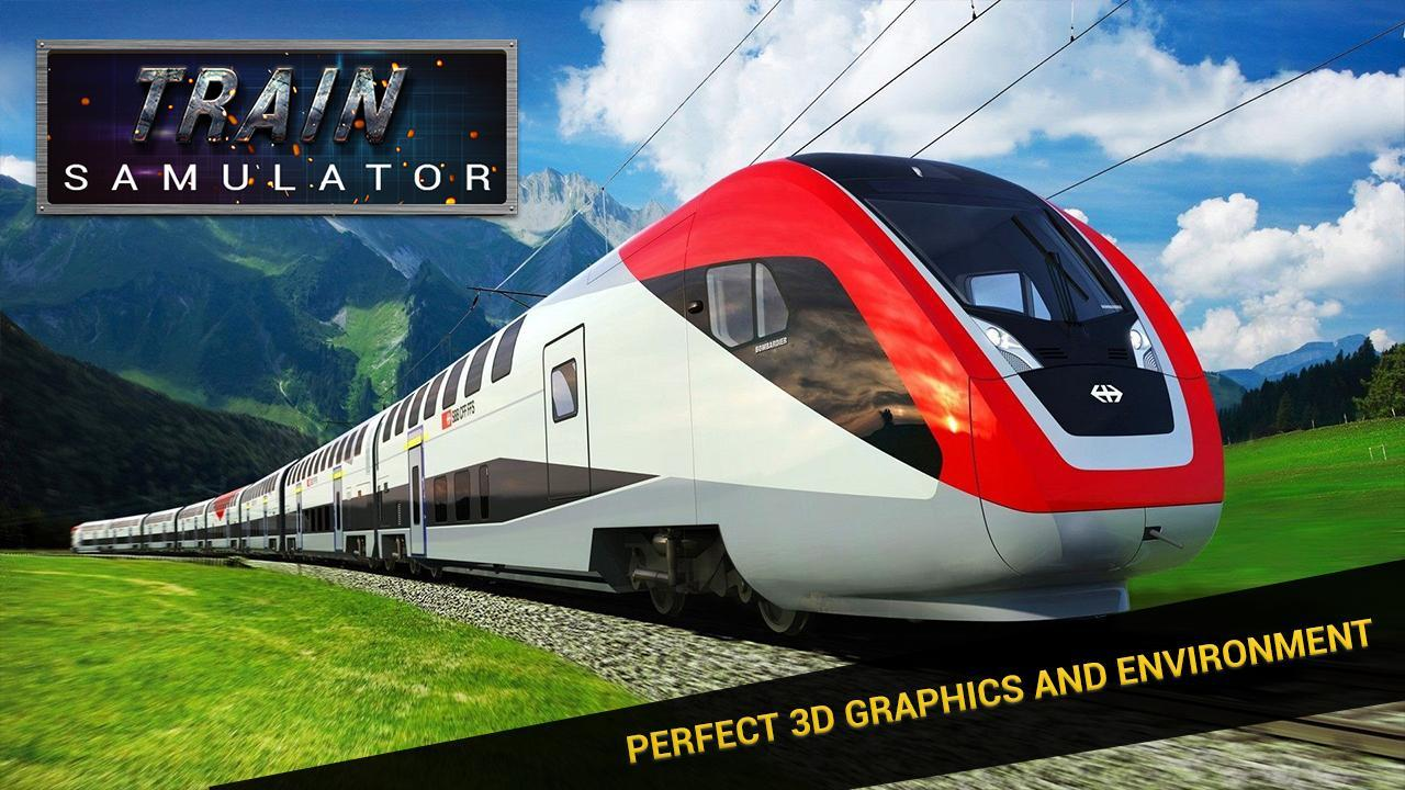 Train Driver Simulator 2019 for Android - APK Download
