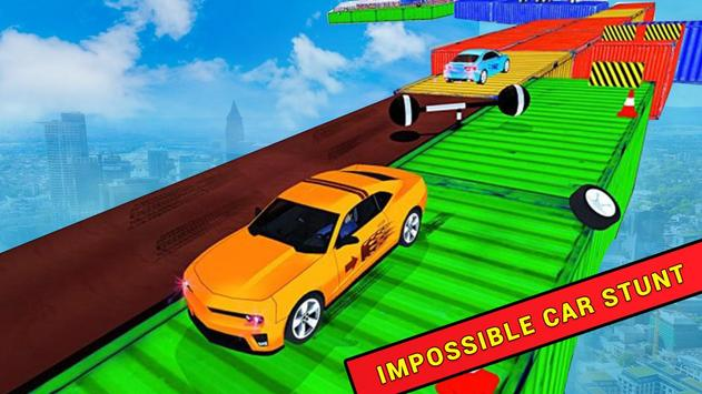 Car Stunts Game 2019 screenshot 1