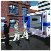 Police Prisoners Transport Van icon