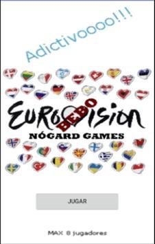 Eurobebovision poster