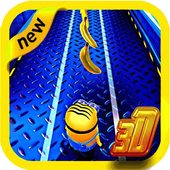 Free Minion Adventure 3D : Banana Rush 2 icon