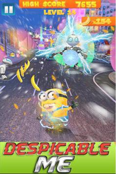 Free Minion Adventure 3D : Banana Rush 2 screenshot 13