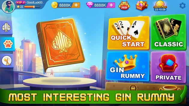 Gin Rummy screenshot 3