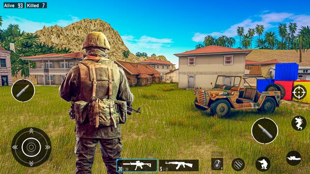 Real Commando Mission - Free Shooting Games 2020 screenshot 6