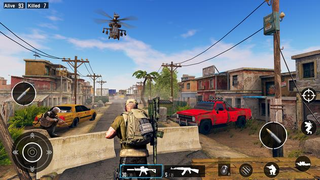 Commando Secret mission - FPS Shooting Games 2020 screenshot 8