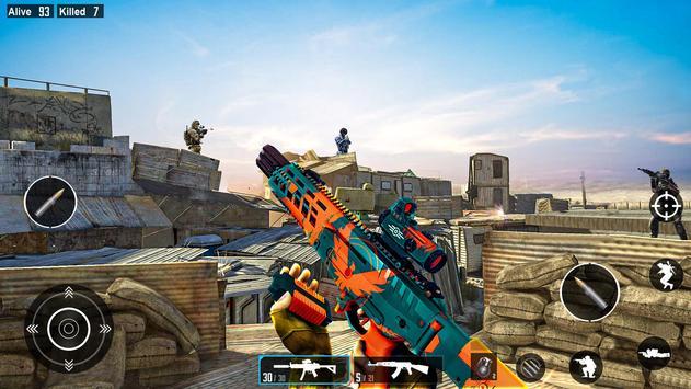 Commando Secret mission - FPS Shooting Games 2020 screenshot 9