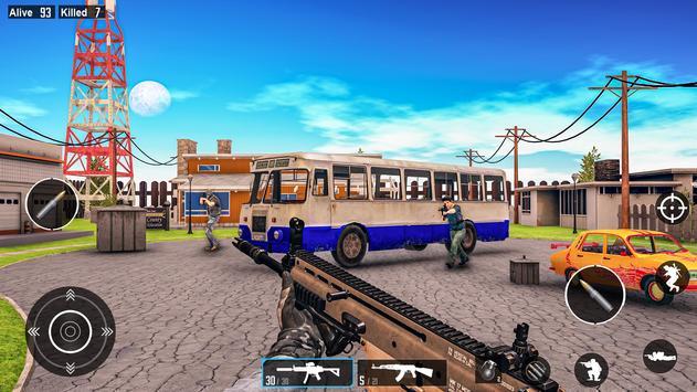Commando Secret mission - FPS Shooting Games 2020 screenshot 11