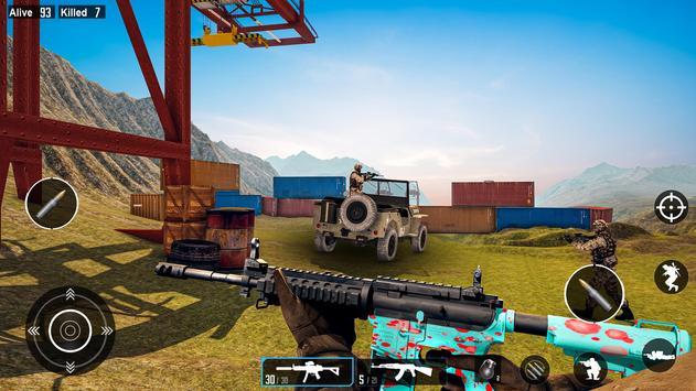 Commando Secret mission - FPS Shooting Games 2020 screenshot 12