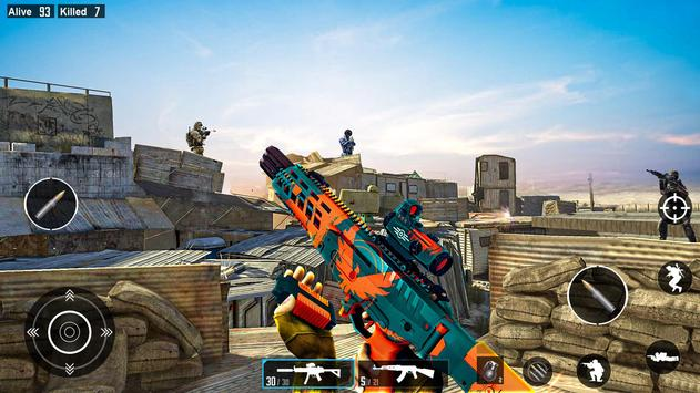 Commando Secret mission - FPS Shooting Games 2020 screenshot 14