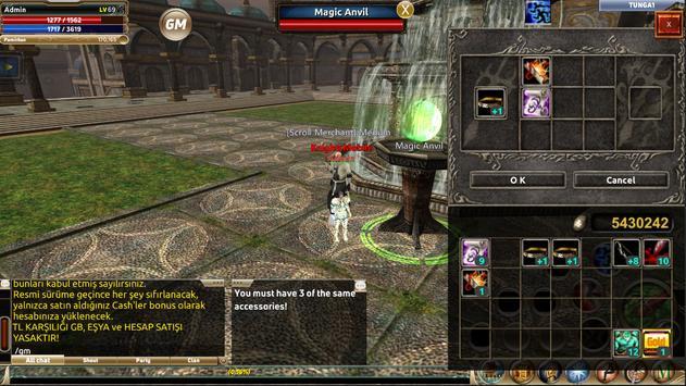 Knight's Mobile - Mobil MMORPG Oyunu