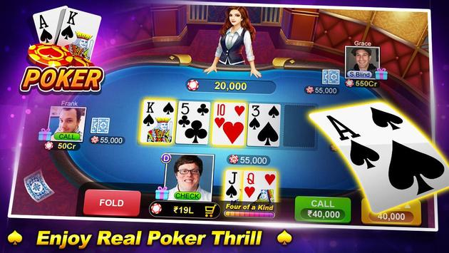 Teen Patti Flush screenshot 1