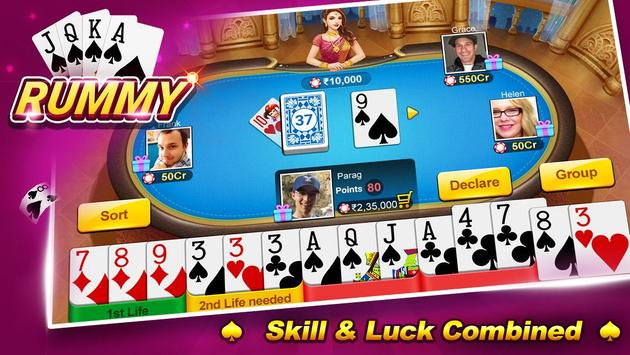Teen Patti Flush screenshot 2