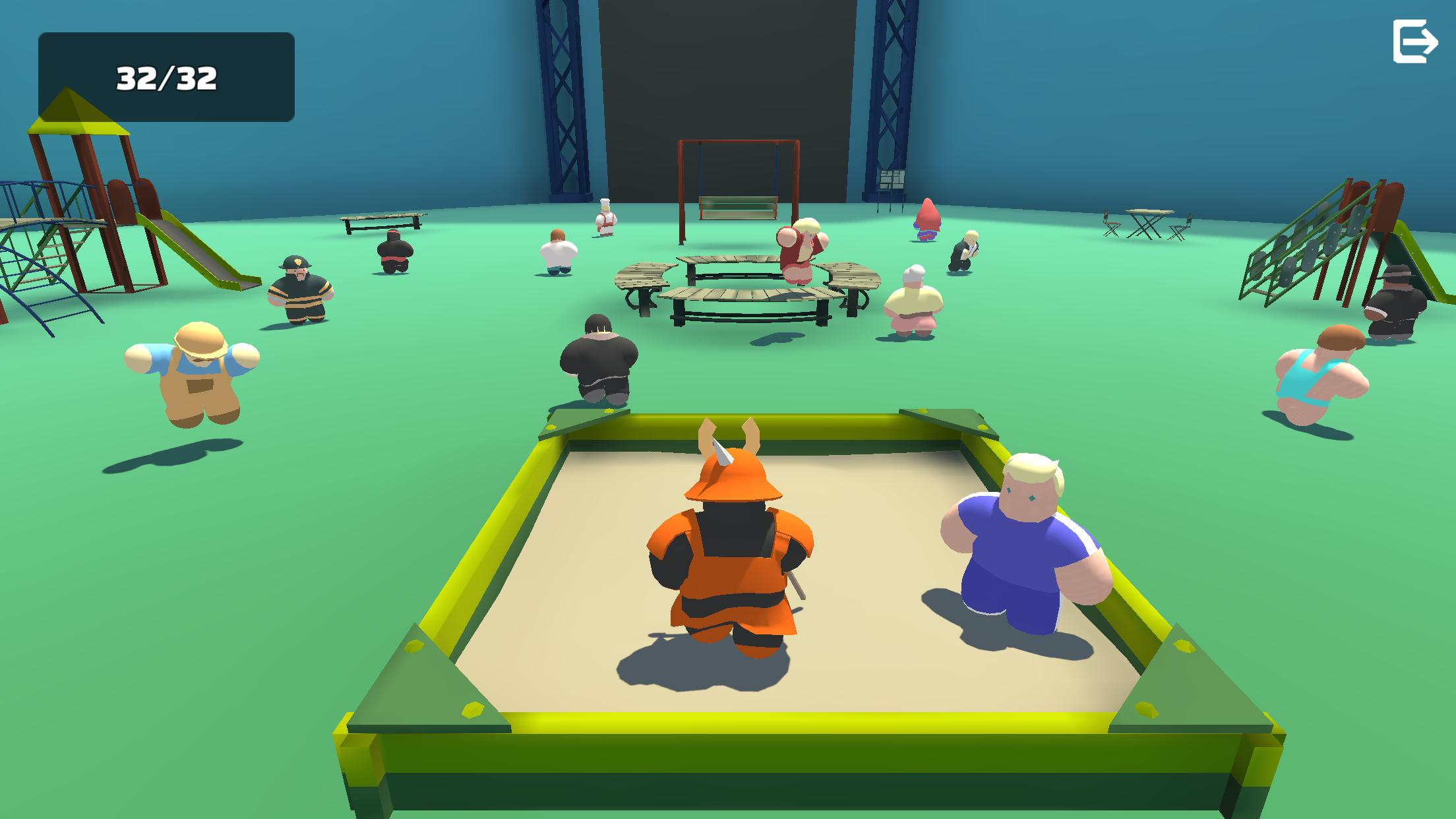 Squid Game: Online Multiplayer Survival Party Mod Apk 1.5 2