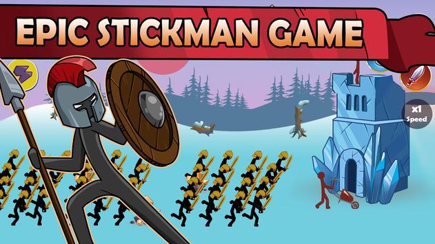 Stickman War Legend of Stick poster