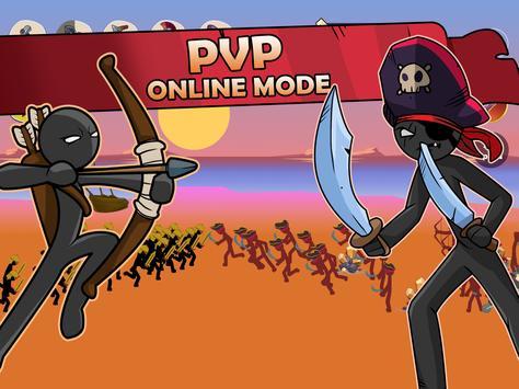 Stickman War Legend of Stick screenshot 12