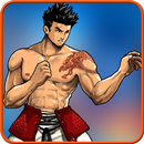 Mortal battle: Street fighter - fighting games (Unreleased) icon
