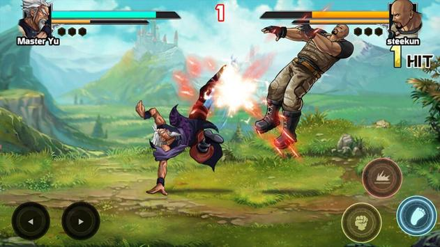 Mortal battle:  Permainan pertempuran syot layar 5