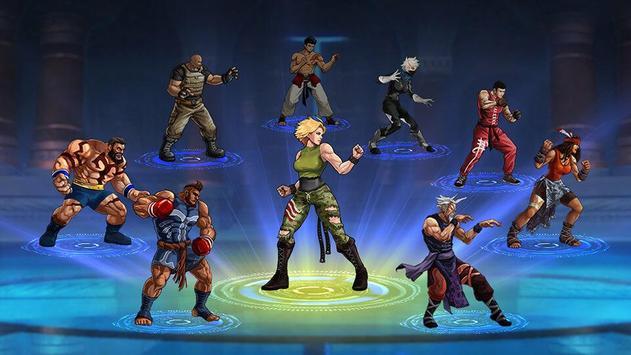 Mortal battle:  Permainan pertempuran syot layar 6