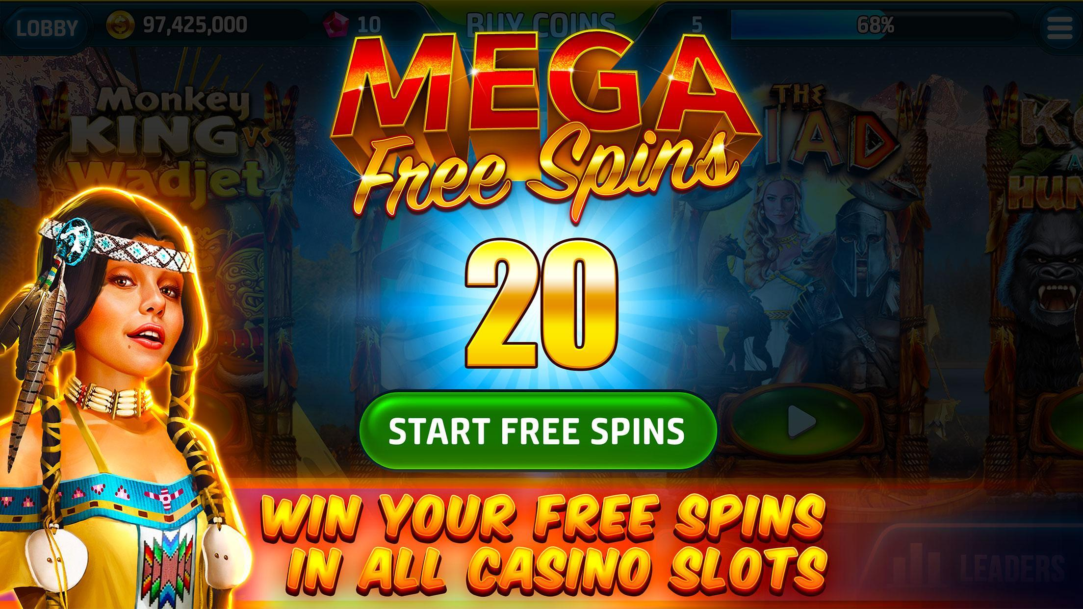 Slots Spirits Free Slot Machine Casino Game 2020 For Android Apk Download
