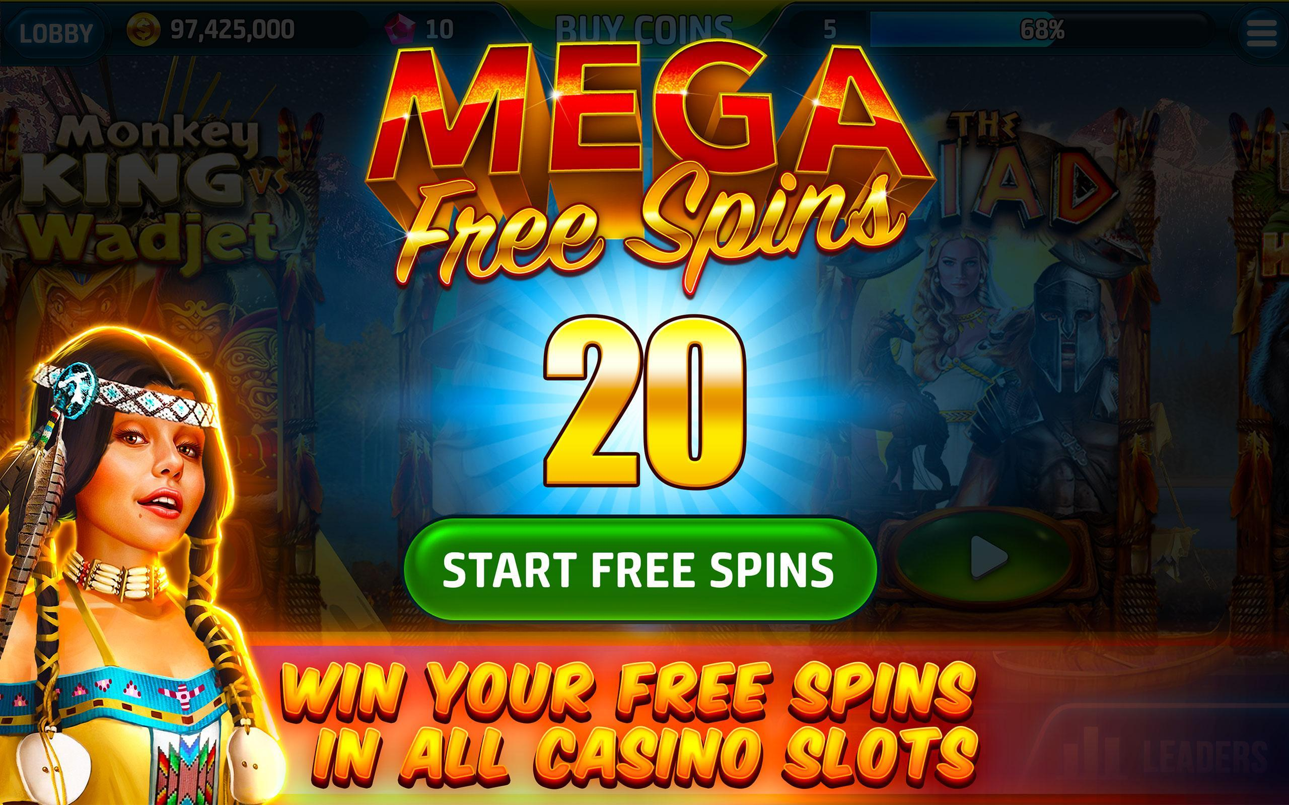 Slots Spirits™: Free Slot Machine Casino Game 2020 for Android - APK  Download