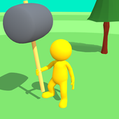 Smashers.io - Fun io games أيقونة