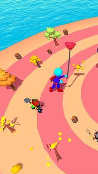 Smashers.io - Fun io games تصوير الشاشة 8