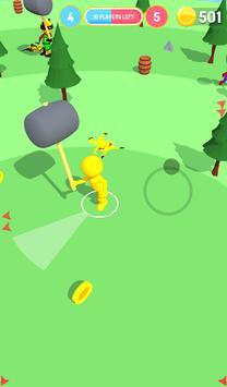 Penghantam.io - Game io Menyenangkan screenshot 11