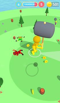 Penghantam.io - Game io Menyenangkan screenshot 12