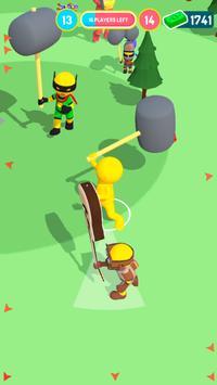 Smashers.io - Fun io games تصوير الشاشة 4