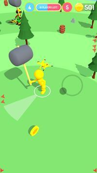 Penghantam.io - Game io Menyenangkan screenshot 1