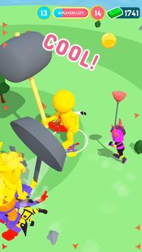 Smashers.io - Fun io games تصوير الشاشة 14