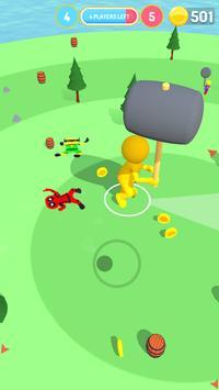 Penghantam.io - Game io Menyenangkan screenshot 2