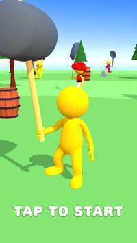 Penghantam.io - Game io Menyenangkan screenshot 5