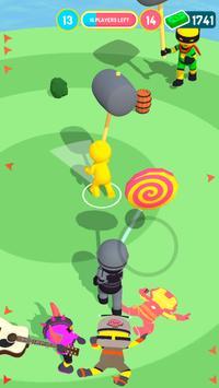Smashers.io - Fun io games تصوير الشاشة 21