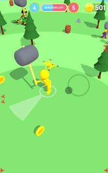 Penghantam.io - Game io Menyenangkan screenshot 6