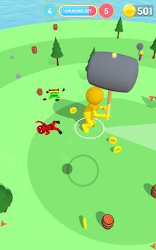Penghantam.io - Game io Menyenangkan screenshot 7