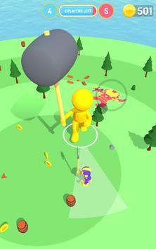 Penghantam.io - Game io Menyenangkan screenshot 8