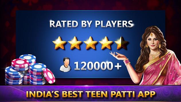 UTP - Ultimate Teen Patti (3 Patti) poster