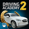 مدرسة تعليم قيادة السيارات - العاب سيارات 2019 أيقونة