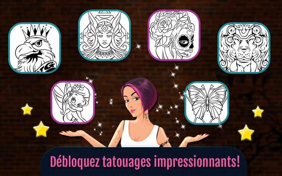 Fab Tattoo Design Studio capture d'écran 1