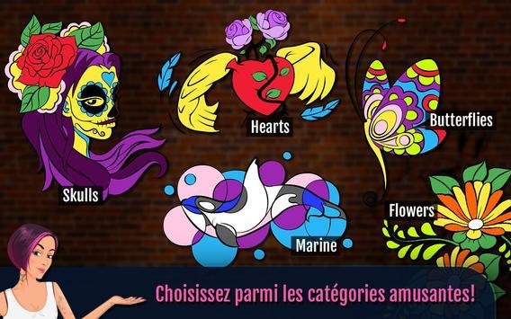 Fab Tattoo Design Studio capture d'écran 5
