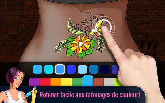 Fab Tattoo Design Studio capture d'écran 6