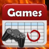 Games Release simgesi