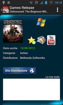 Games Release Ekran Görüntüsü 2
