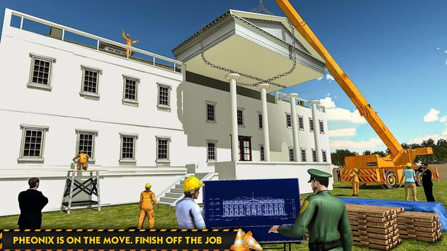 White House Building Construction Games 2019 screenshot 3